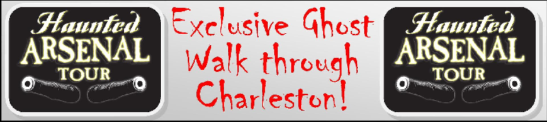 Exclusive Ghost Walk through Charleston